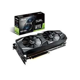 Asus GeForce RTX 2080 Dual HDMI 3xDP 8GB