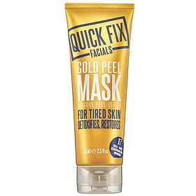 Quick Fix Facials Gold Peel Mask 75ml
