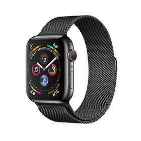 Apple Watch Series 4 4G 44mm Stainless Steel with Milanese Loop