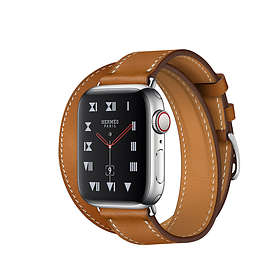 Apple Watch Series 4 4G Hermès 40mm Stainless Steel with Double Tour