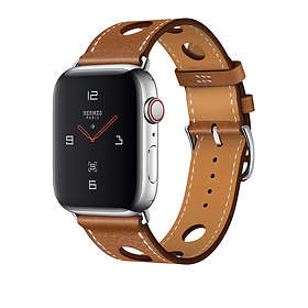 Apple Watch Series 4 4G Hermès 44mm Stainless Steel with Single Tour Rallye