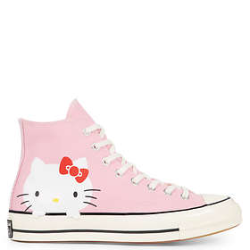 sale retailer 3d187 d0f93 Converse x Hello Kitty Chuck 70 Canvas Hi (Unisex)