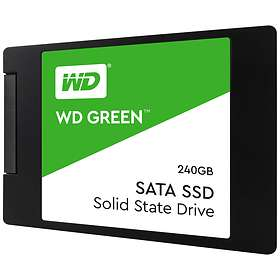"WD Green PC SSD Rev.2 2.5"" SATA III 240GB"