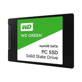 """WD Green PC SSD Rev.2 2.5"""" SATA III 480Go"""