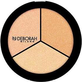 Deborah Milano Trio Highlighter Palette