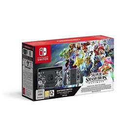 Nintendo Switch (inkl. Super Smash Bros. Ultimate) - Limited Edition