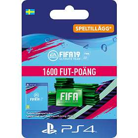 FIFA 19 - 1600 Points (PS4)