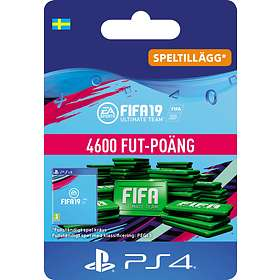 FIFA 19 - 4600 Points (PS4)