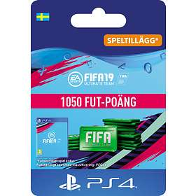FIFA 19 - 1050 Points (PS4)