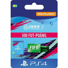 FIFA 19 - 500 Points (PS4)