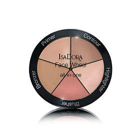 IsaDora Face Wheel All In One Palette