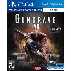 Gungrave - Loaded Coffin Edition (VR) (PS4)