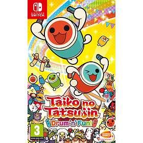 Taiko no Tatsujin: Drum 'n' Fun! - Collector's Edition (Switch)