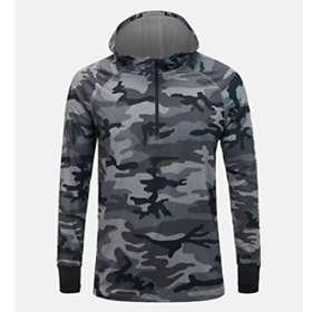 Peak Performance Soft Spirit Hoodie LS Shirt Half Zip (Dam)