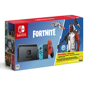 Nintendo Switch (ml. Fortnite)