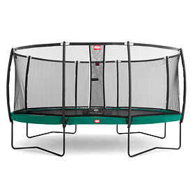 Berg Toys Grand Champion Deluxe with Safety Net 380x515cm