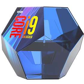 Intel Core i9 9900K 3,6GHz Socket 1151-2 Box without Cooler