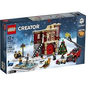LEGO Creator 10263 Vinterbrandstation