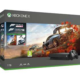 Microsoft Xbox One X 1TB (+ FIFA 19 + Forza Horizon 4 + Forza Motorsport 7)