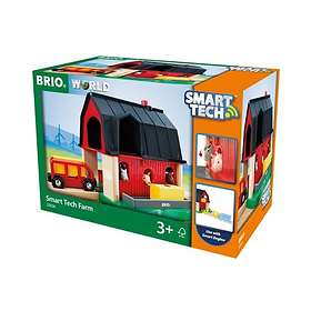 BRIO World Smart Tech Bondgård 33936