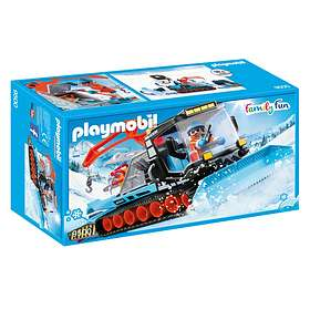 Playmobil Family Fun 9500 Pistmaskin