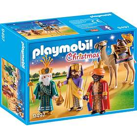 Playmobil Christmas 9497 Tre Vise Män