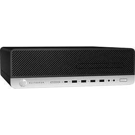 HP EliteDesk 800 G4 4KW38ET#ABU