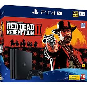 Sony PlayStation 4 Pro 1TB (+ Red Dead Redemption 2)