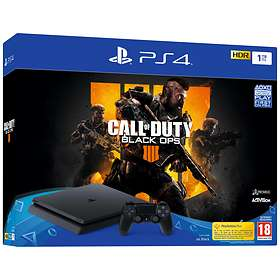 Sony PlayStation 4 Slim 1TB (inkl. Call of Duty: Black Ops IV)