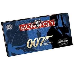 Monopoly James Bond 007 Collector's Edition