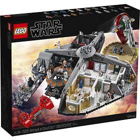 LEGO Star Wars 75222 Petos Cloud Cityssä