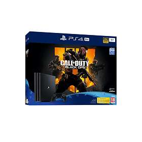 Sony PlayStation 4 Pro 1To (+ Call of Duty: Black Ops III)