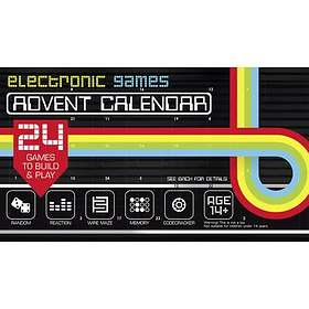 Conrad Components Retro Games Adventskalender 2017