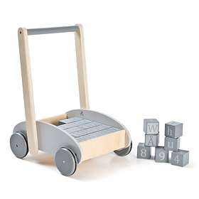 Stoy Baby Walker With Blocks