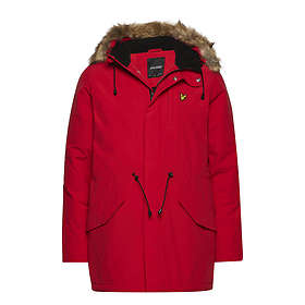 Lyle & Scott Winter Weight Micro Fleece Parka (Herr)