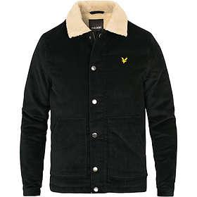 Lyle & Scott Jumbo Corduroy Shearling Jacket (Herr)