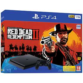 Sony PlayStation 4 Slim 1TB (inkl. Red Dead Redemption 2)