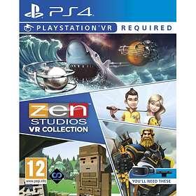 Zen Studios: VR Collection (VR) (PS4)