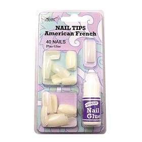 Konad American French Nail Tips N40