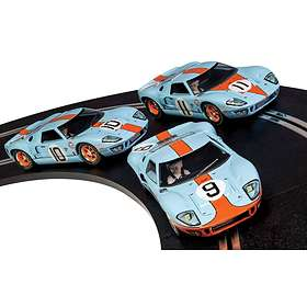 Scalextric Ford GT40 Le Mans 1968 3-Pack (C3896A)