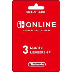 Nintendo Switch Online - 90 Days