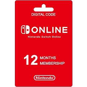 Nintendo Switch Online - 365 Days