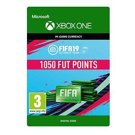 FIFA 19 - 1050 Points (Xbox One)
