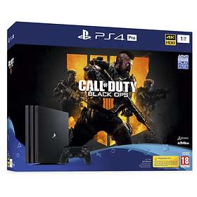Sony PlayStation 4 Pro 1TB (inkl. Call of Duty: Black Ops IV)