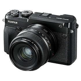 Fujifilm GFX 50R + GF 63/2,8