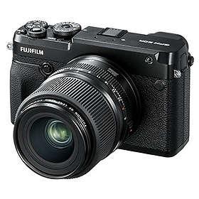 Fujifilm GFX 50R + GF 45/2,8 R WR