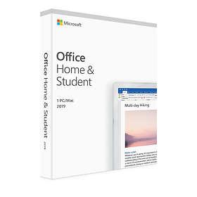 Microsoft Office Famille et Étudiant 2019 MUI (ESD)