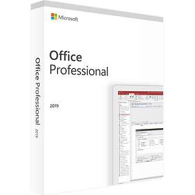 Microsoft Office Professional 2019 MUI (ESD)