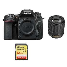 Nikon D750 + 18-105/3,5-5,6 VR