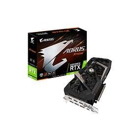 Aorus GeForce RTX 2080 Xtreme Edition 3xHDMI 3xDP 8Go